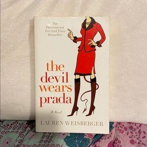 The Devil Wears Prada paperback